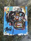 Basquiat canvas print wall art decor