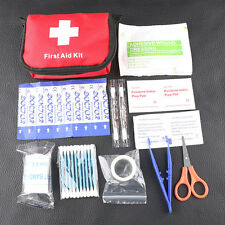 Emergency Survival Mini Home First Aid Kit Sport Travel Medical Bag Outdoor Car
