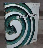 peter c.swann :  l'art de la chine (ed arthaud,1963)