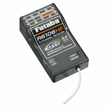 Futaba R6106HF 2.4GHz FASST 6 Channel Park Flyer Receiver FUTL7650