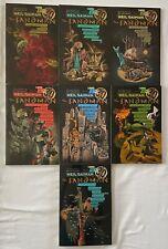 Sandman Lot Vol 1 2 3 4 5 6 9 30th Anniversary TPB Trade Paperback Neil Gaiman