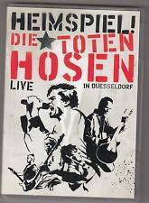 DIE TOTEN HOSEN - live in duesseldorf DVD