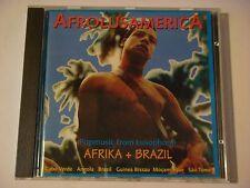 CD: AFROLUSAMERICA Africa + Brasil KITUXI, GILBERTO GIL, Pedro Ben, New Machado