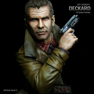 Deckard Bust finished product