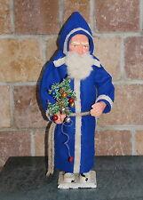 Vintage Santa - Belsnickle - Nikolaus - Candy Container  (# 6624)