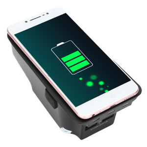 Wireless Charger Portable Easy To Use Practical for Home