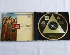 Karl RICHTER/J.-S. BACH Cantatas BWV 67,108 & 127 GERMANY CD TELDEC(1992)no IFPI