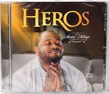 NEW! MOISE MBIYE HEROS CD