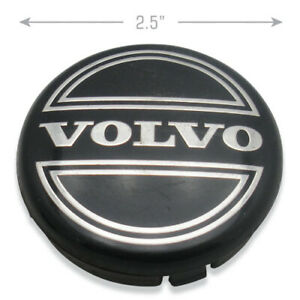 Center Caps Hubcaps Volvo C30 S40 V40 50 S60 C70 740 S80 90 940 Wheel 30666913