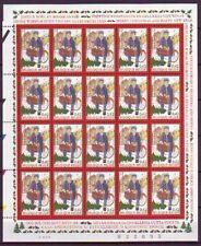 Briefmarken aus Belgien mit Religions-Motiv