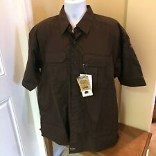 Blackhawk 1700 Warrior Wear Slate Button Short Sleeve Shirt NWT Conceal Carry