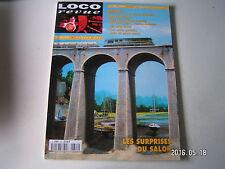 **e Loco revue n°614 Une remise Nord en H0 / Les taquets d'arrêt