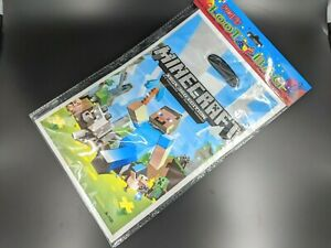 Minecraft Party Favor Bags Kids Gamer Birthday Loot Bags Gifts New