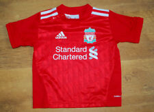 adidas Liverpool 2010/2012 home shirt (For age 12/18 mths)