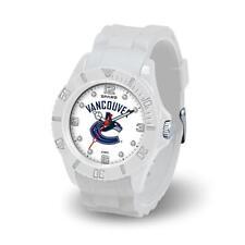 New Licensed NHL Vancouver Canuks Womens Sparo Fashion Watch MSP $49   B80
