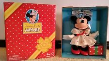 """1998 Minnie Mouse Mattel/Disney """"Dressing Pretty Minnie"""" Doll In Original Box"""