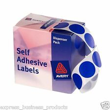 Blue Dot Avery Dispenser Pack 24mm Box of 500 - AD937244
