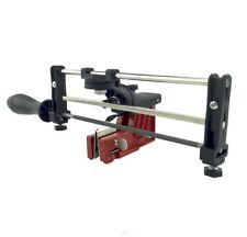 Saw Chain Chainsaw Filing Sharpening Guide Bar Mounted Chain Sharpener
