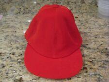 NWOT Slinky Brand Red Baseball Cap Hat O/S