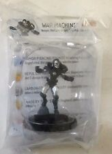 HeroClix Hammer of Thor  #200  WAR MACHINE  LE  MARVEL Limited edition NEW