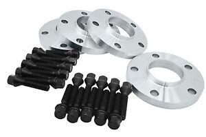 BMW Wheel Spacers Kit 5x120mm 12 mm & 15 mm ThickE24 E28 E31 E32 E34 E36 E46 E60