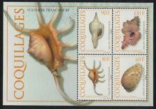 Fr. Polynesia Shells MS MNH SG#MS1053 MI#Block 33