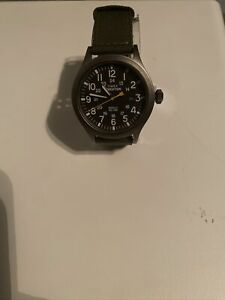 Timex Expedition Indiglo Wr 50m Wrist Watch For Men