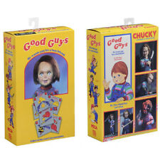 """6"""" NECA Chucky Ultimate Good Guy Doll Child's Play Action Figure 1 12 Scale"""