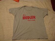 VTG Rex Hudler Fan Club T shirt Kansas City Royals 90s retro from STL days KC L