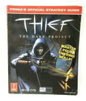 Thief The Dark Project Prima Official Strategy Guide