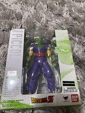 Bandai S.H. Figuarts Piccolo Dragon Ball Z Action Figure New in Box -- Box Wear