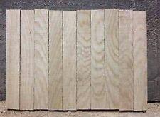 20x gorgeous white oak wood turning pen blanks