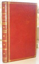 1781, SUPERBE RELIURE EN MAROQUIN DE DERÔME, D'ARNAUD, Sargines. Nouvelle, LA18