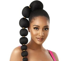 *Limited Time Only* OutreSynthetic Pretty Quick Pony - AFRO PUFF BUBBLE PONY