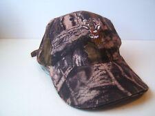 Buck Deer Camo Hat Camoflauge Strapback Baseball Cap