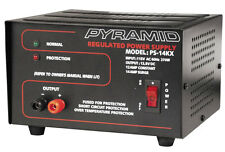 Pyramid 12 Amp Power Supply PS14KX