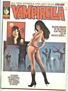 Warren Publishing: Vampirella #34(1st Series)  VF+