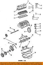 GM OEM-Engine Oil Pan 10044683