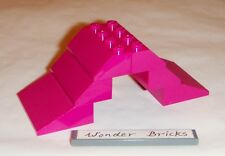 Lego Magenta Slopes 33 & 45 Degree 3315 House Roof