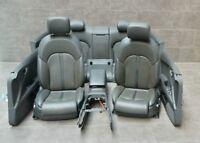AUDI A7 4G Lederausstattung Ledersitze Leder Sitze Komfort Massage Belüftung