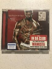 50 CENT - GET RICH OR DIE TRYIN' - CD - LIKE NEW