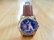 New listing Mens 1999 Chicago Cubs Sammy Sosa Collectors Watch