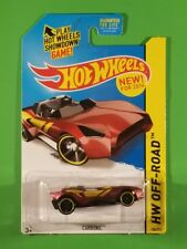Hot Wheels - Carbonic (Red) [New for 2014]