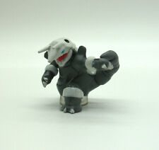 """Pokemon Aggron 1"""" mini penciltopper gacha figure toy Japan"""