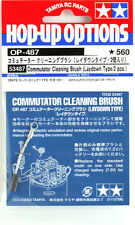 Tamiya 53487 Spazzole Cleaning Brush Set Laydown (2) modellismo
