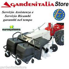 Spazzola cm 88 con raccoglitori - Accessorio Serie P 70 / TM 70 - Eurosystems