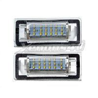 Audi TT 8N 1999-2006 LED Number License Plate Lights Bulbs