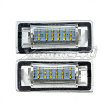 Audi TT 8N 1999-2006 LED Number License Plate Lights Bulbs