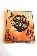 Vintage Children's Halloween Costume, Chinaman, Masquerade Costume