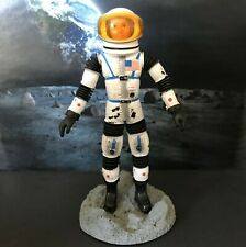 Mattel Major Matt Mason Astronaut 1966 With Helmet and Custom Base look !!!
